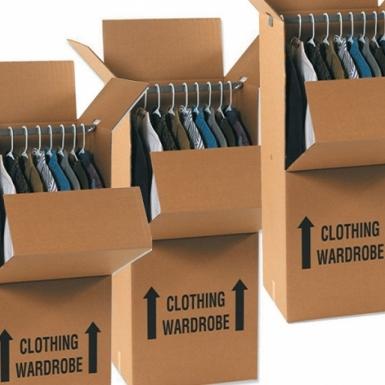 Nơi mua thùng carton đựng quần áo ở đâu?